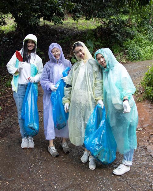 Litter Picking Chiang Mai