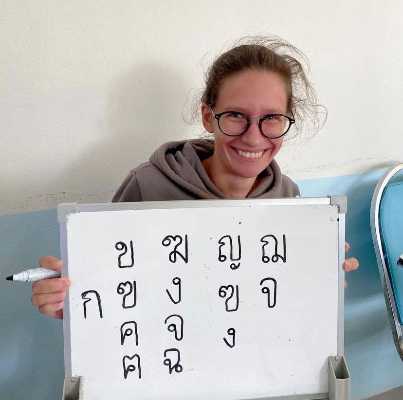 Thai School Testimonial