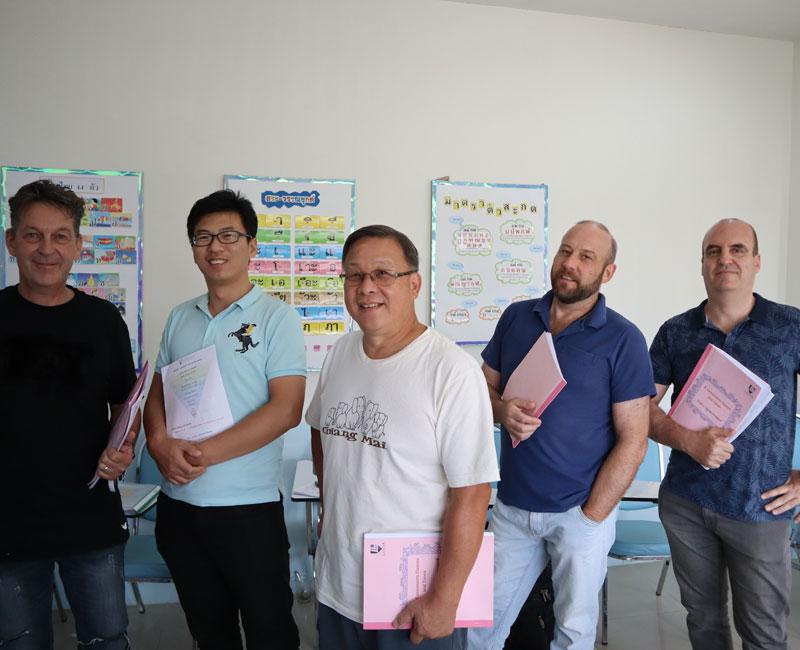 Thai Course Chiang Mai